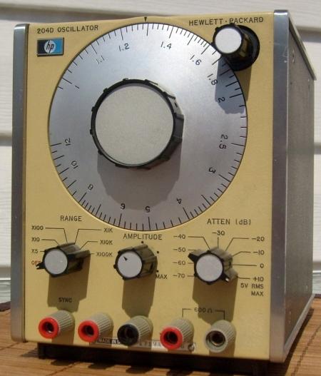 The VE6KQ Website - Eico 377 Audio Generator